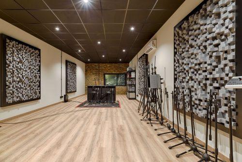 Reforma estudio de grabación Verín